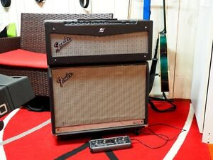 Fender Mustang V + Cab 2x12