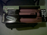 (BNIB)Aquastar oscillating sprinkler(Pink/Green)