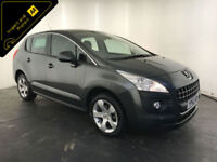 2012 62 PEUGEOT 3008 ACTIVE E-HDI DIESEL AUTOMATIC SERVICE HISTORY FINANCE PX
