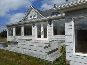 Beautiful Home For Rent Overlooking Head Of St. Margaret's Bay