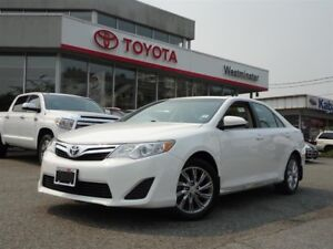 Toyota Camry LE Value Package 2014