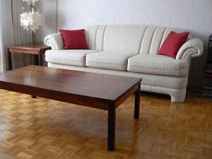 Quality Construction Stylized Sofa & Love Seat