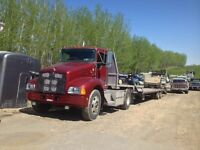 2006 kenworth T300 and tandem 2013 trailer