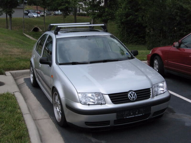 Vwvortex Com Mk4 Jetta Golf 4 Dr Oem Vw Roof Rack