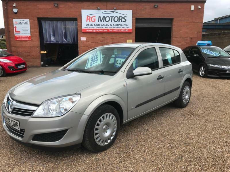 2008 Vauxhall Astra Life 1.3 CDTI 5dr Diesel Hatch, **ANY PX WELCOME**