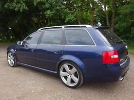 Audi RS6 Avant 4.2 auto 2003 / 53 Reg Quattro