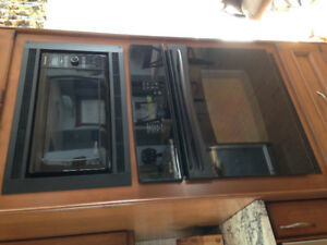 GE wall oven Convection