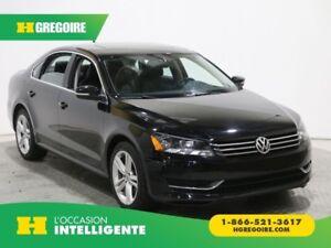2013 Volkswagen Passat Comfortline AUTO AC GR ELECT MAGS BLUETOO