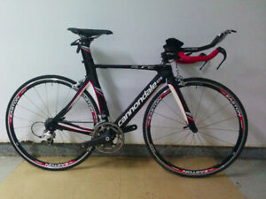Vélo de triathlon Cannondale Slice 3
