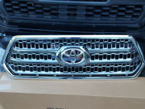 Toyota Tacoma TRD Off-Road Grill 2017