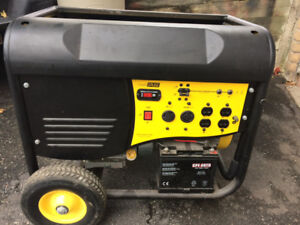 7200W/9000W CHAMPION ELECTRIC START PORTABLE GENERATOR