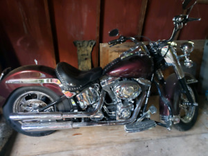 2004 Harley Davidson Heritage Softail  Classic