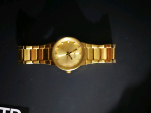 NIXON GOLD WATCH!!! Need gone today because