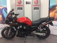 YAMAHA FZS600 FAZER CAT D DELIVERY ARRANGED P/X WELCOME