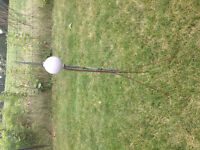 Lightning Rod with Ball $60 each