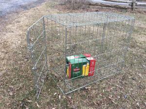 Cage pour chien moyen- gros