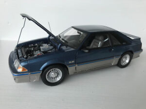 1/18  Diecast GMP 1993 Mustang GT VERY RARE 1 of 500 made