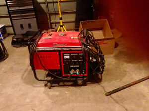 WELDER and Mitre Saw