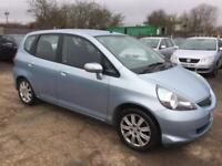 HONDA JAZZ 2006 1.4 DSI SE PETROL - MANUAL - LOW MILEAGE - 1 OWNER FROM NEW