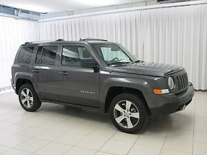 2017 Jeep Patriot TEST DRIVE TODAY!!! HIGH ALTITUDE 4X4 SUV w/ H
