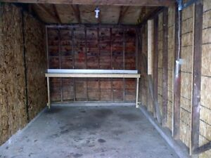 Garage Bay for available for storage only - Nov 1st