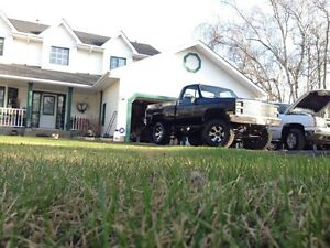 Restored 1983 Chevy K10 for sale or trade