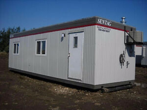 Office Trailers, Lunchrooms, New and Used