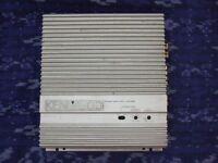 Kenwood kac 923 car amplifier old school