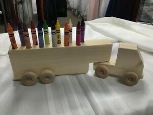 Each One An Original Handmade Wooden Toys (Limited Supplies)