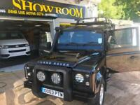 2010 LAND ROVER 110 Defender 2.4TDi XS BE-SPOKE CHELSEA TRUCK EDITION