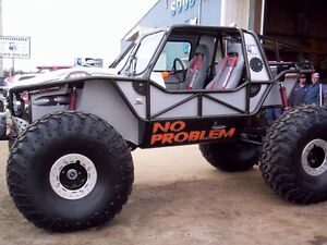 Rock crawler gros camion 4x4 Diesel cummings