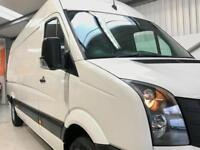 VW VOLKSWAGEN CRAFTER EXTRA HIGH MAXI ROOF 2.0TDi CR35 LWB LONG WHEELBASE