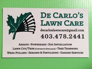 Lawn Care + Lawn Maintenance + Landscape Jobs and more!