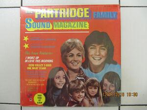 ClassicThePartridgeFamilySoundMagazine LP X Condition Circa 1971