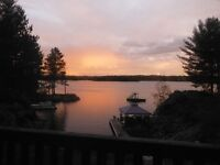 COTTAGE FOR RENT ON LAKE NEPEWASSI