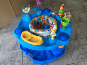 Evenflo Exersaucer Mega Splash
