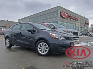 2015 Kia Rio LX | Bluetooth | Fuel Efficient