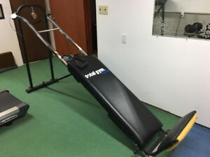 Total Gym 14000 Exercise Machine