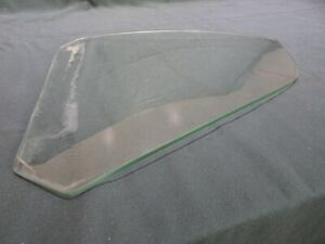 1969 Mustang Cougar Quarter Window Glass L&R