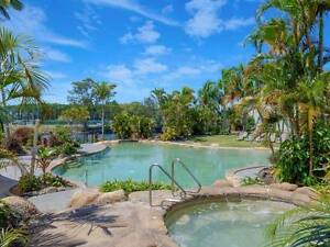 Perfect Gold Cost Location 2 bedroom town house Mermaid Waters Gold Coast City Preview