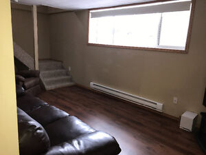 Two bedroom apartment for rent in Carlyle