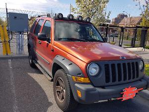 2005 Jeep Liberty Renegade SUV, Crossover