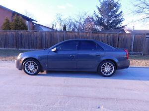 2007 Cadillac CTS Sport Sedan 3.6L