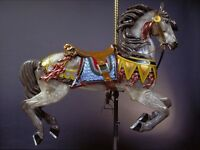 WANTED: Life Size Carousel Horse or other Animal