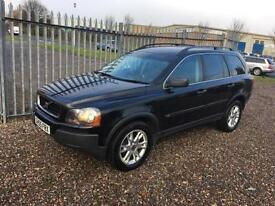 2005 VOLVO XC90 2.4D SE 5dr Geartronic