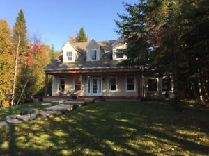 Family Home for Rent in Laurentians
