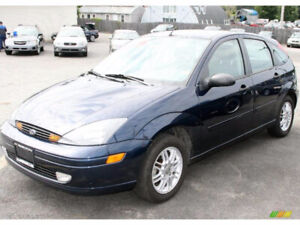 2004 Ford focus ZX5 fully loaded  heated seats 1700$ 240km