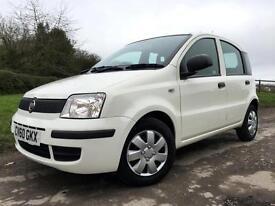 Fiat Panda 1.1 Active ECO White Petrol Manual Hatchback 5 door