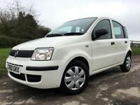 Fiat Panda 1.1 Active ECO White Petrol Manual Hatchback 5 door