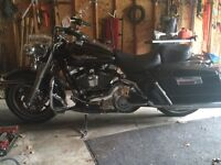2004 Harley road king